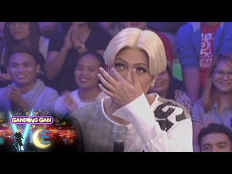 GGV: Vice Ganda Becomes Emotional With Kaye Cal And Moira Dela Torre's Song