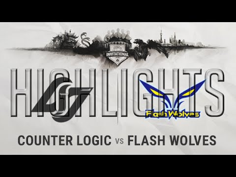 2016 MSI Day 1 - CLG vs FW 全場精華