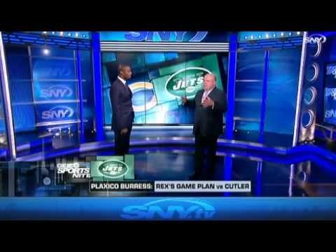 Video: Plaxico Burress talks Giants and Jets in Week 3