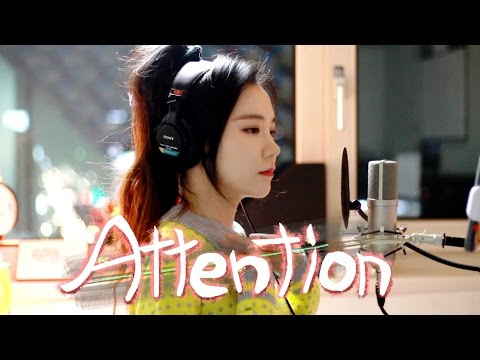 Charlie Puth - Attention ( cover by J.Fla ) (видео)