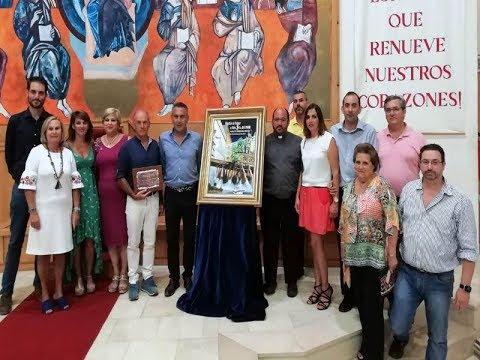 Presentación Cartel Anunciador Fiestas de la Virgen del Mar 2019.
