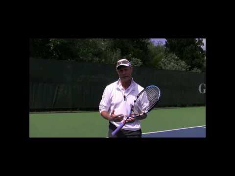 Tennis - Brent Abel's Tennis Instructional Bloopers #1
