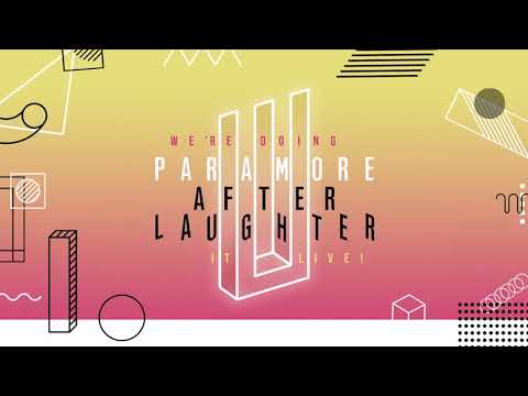 ignorance (after laughter version) (LIVE 2017/18) - paramore