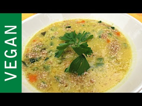 zuppa thailandese tom yam