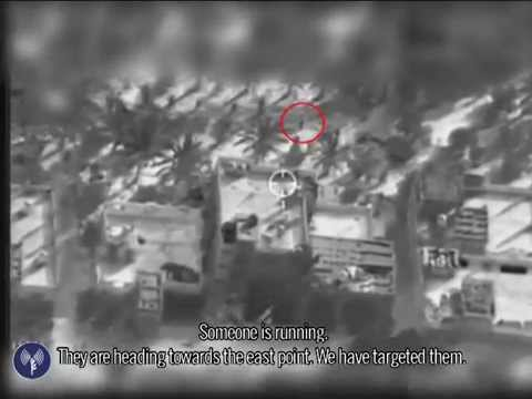 air - As IDF infantry forces combat terrorists in Gaza, they are supported from above by the Israel Air Force. This video provides a rare glimpse at the cooperation between ground and aerial forces....