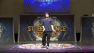 Poppin DS – 2019 JINJU SDF POPPING SIDE JUDGE SHOW