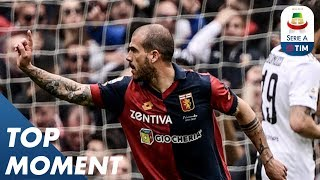 Sturaro put the home side in front | Genoa 2-0 Juventus | Top Moment | Serie A