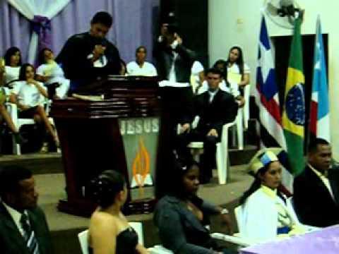 FORMATURA 2011 .wmv Bom Jesus das Selvas