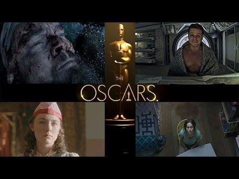 Όσκαρ Καλύτερης Ταινίας: «Η Επιστροφή», «Η Διάσωση», «Room» & «Brooklyn» – cinema
