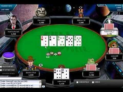 Water Boat Online Poker Pro Shares Winning Strategy (#2)