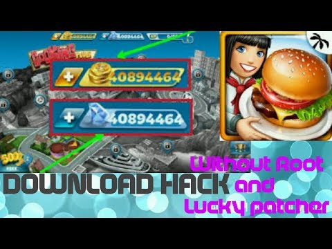 |How To Hack Cooking Fever ||without Lucky Patcher And With Out Root||BD GAMING ZONE|