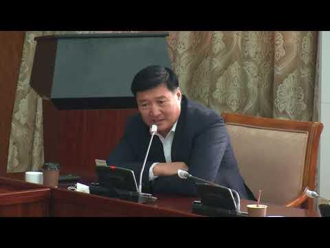С.Чинзориг:Засгийн газар өөрөө сонгон шалгаруулалтыг хийдэг болгох тал дээр анхаарах хэрэгтэй байна