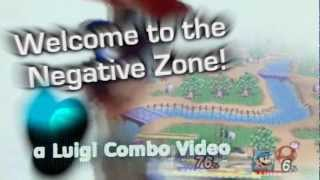"""Welcome To The Negative Zone!"" – a SSBB Luigi Combo/Highlight Video"