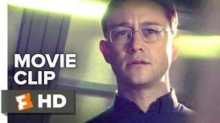 Snowden Movie CLIP - How is this Possible? (2016) - Joseph Gordon-Levitt Movie
