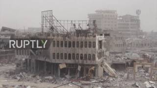 Intense fighting occured in Mosul's Al-Najafi street on Friday afternoon, as Iraqi forces sought to take over the Al-Shawaf building, a strong hold of the ...