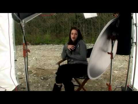 Breaking Dawn Part. 2 - Behind the scenes (Bella's Rebirth)