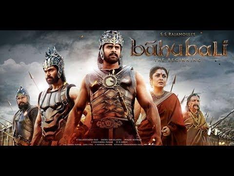 Baahubali: The Beginning 2015 Full Movie in Telugu(1080p)