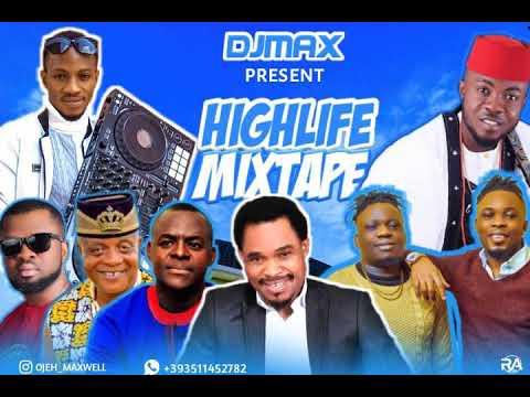 IGBO KWENU_ HIGHLIFE  MIXTAPE 2020  VOL.1 BY DJ MAX