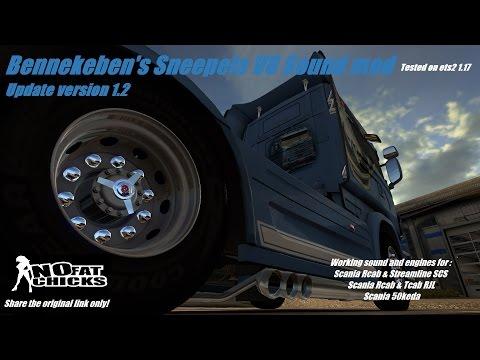 Bennekeben's Sneepels V8 sound mod v1.2