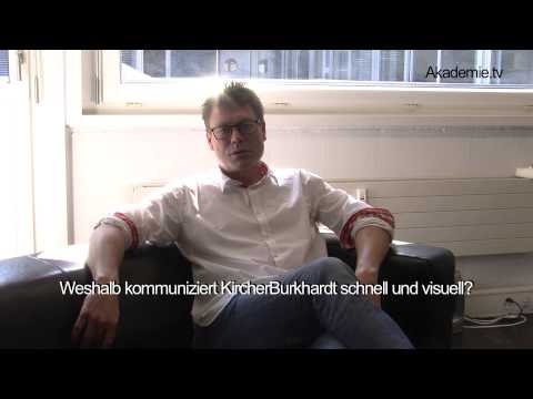 Digital Publishing: Executive Rainer Burkhardt