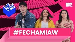 Video MTV MIAW Time 2018 I #FechaDeLosMiaw MP3, 3GP, MP4, WEBM, AVI, FLV Maret 2019
