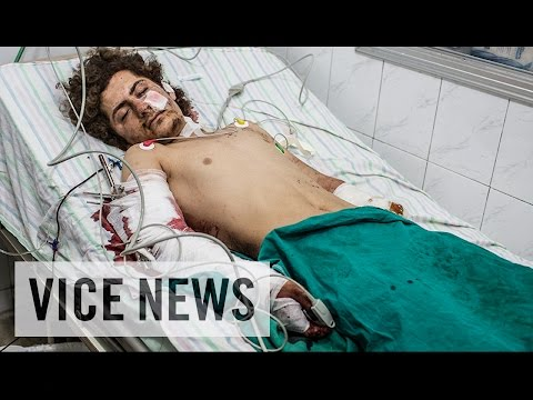 Secret Hospitals Treating Wounded Civilians%3A Ghosts of Aleppo %28Part 5%29