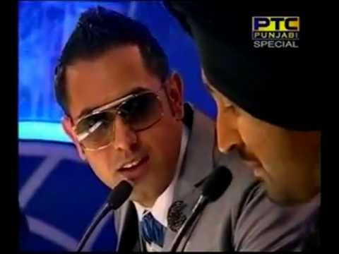 Diljit And Gippy Winning Best Actor Award-2012