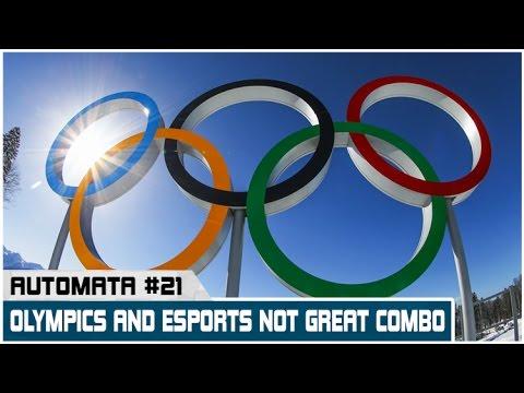 Why I Don't Want Esports to Olympics