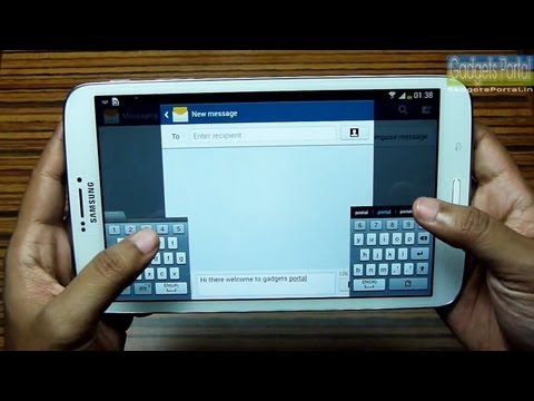 Samsung GALAXY TAB 3 T311 8.0 Unboxing & Hands on REVIEW [with SIM support]