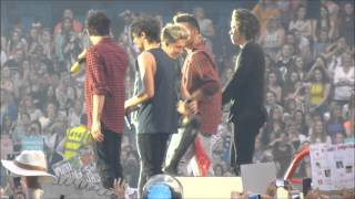 One Direction - Live While We're Young - Etihad Stadium Manchester 01/06/14