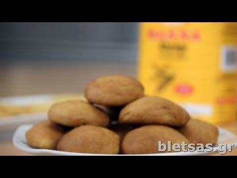 Νηστίσιμα Κουλουράκια από την κουζίνα του Ευτύχη