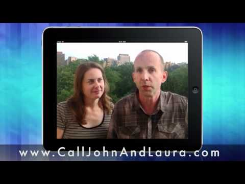 John Manneh and Laura Spracklin | Video Testimonial #4 | Toronto Real Estate