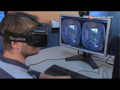 info - Virual Reality is al decennia een belofte die steeds maar niet ingelost wordt, maar daar lijkt verandering in te komen. Het onlangs door Facebook overgenomen Oculus VR werkt namelijk hard aan...
