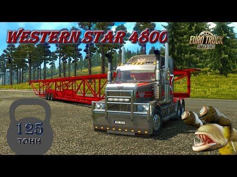 Western Star 4800 v3.0 only 1.30.x