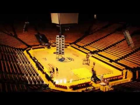 Oracle Arena Goes Gold