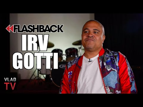 Irv Gotti Thinks Satan Saved 50 Cent After He Got Shot 9 Times: He's an Agent of Chaos (Flashback)