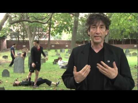 Vid�o de Neil Gaiman