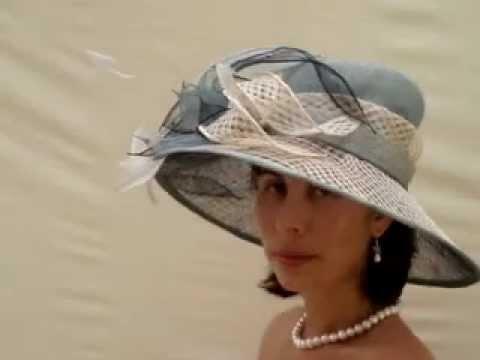 Amazing wedding hats ladies hats ascot hats baysdale light blue