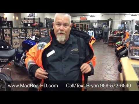 Harley-Davidson Rain Gear | MotorClothes Hi-Vis Suit | San Benito, Texas