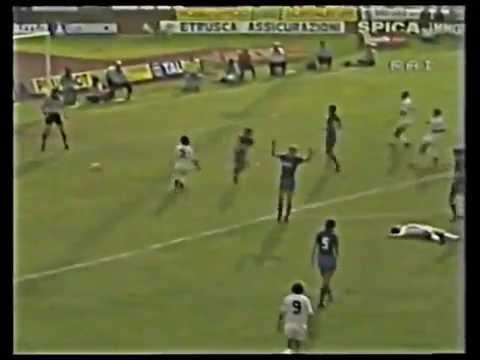 serie a 1982-83: pisa - sampdoria 3-2!