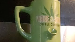 Unboxing - Wake and Bake Ceramic Mug by Mr. SparkzAlot