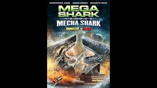 Nonton Movies To Watch On A Rainy Afternoon     Mega Shark Vs  Mecha Shark  2014     Film Subtitle Indonesia Streaming Movie Download