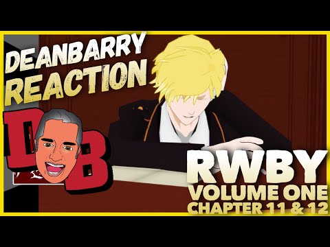 "RWBY Reaction: V01/C11 ""Jaunedice"" + C12 ""Jaundice Part Two"""