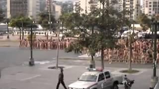 Caracas Marcha Desnuda