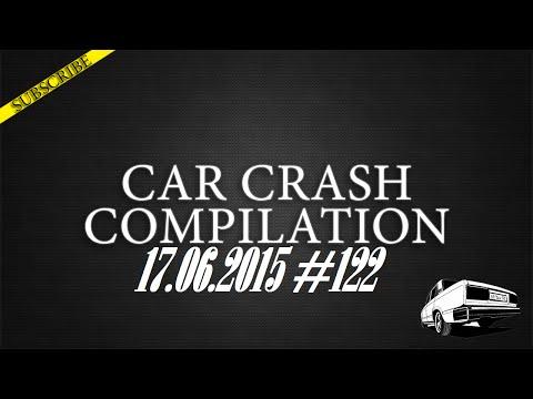 Car crash compilation #122 | Подборка аварий 17.06.2015