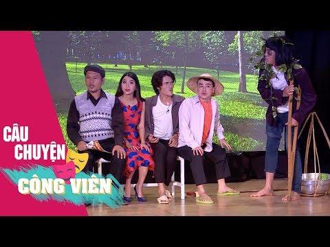 LIVESHOW Hài 2018 | Câu Chuyện Công Viên - Long Đẹp Trai, Phi Nga, Phương Linh, Y Nhu - Thời lượng: 25 phút.