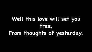 Black Veil Brides - Beautiful Remains (Lyrics On Screen)