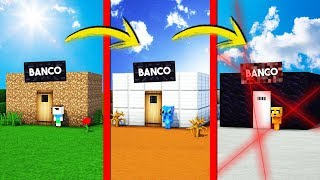 Video ¡PASAMOS DE BANCO NOOB BANCO PRO! 💎😂 ¡ESCONDEMOS DIAMANTITO EN EL BANCO MÁS SEGURO! MP3, 3GP, MP4, WEBM, AVI, FLV Juli 2018