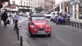 Video Citroën 2CV : la 2 CV et la Comtesse aux pieds nus MP3, 3GP, MP4, WEBM, AVI, FLV Oktober 2017