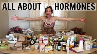 After showing you all sorts of hormone options in four different categories for estrogen, progesterone, and testosterone, now I'll give you a summary. Whether you're looking for dietary sources, herbal sources, bioidentical sources, or synthetic pharmaceutical sources, I'll help you navigate within the framework of where you live and what's available to you. My goal, as always, is to assist you in finding what you want to manage your menopause your way. I'm your tailor (Taylor) for that. Visit my website: https://menopausetaylor.me/Click here to print the worksheet: http://bit.ly/2bgQ2WqClick here to find the outline notes: http://bit.ly/2aIaWLZWatch every Menopause Taylor episode from the beginning: https://www.youtube.com/playlist?list=PLOUBdLFwUtyYimWltwfsEQneVYjIaMQH-Check out my book, Menopause: Your Management Your Way ... Now and for the Rest of Your Life: https://www.amazon.com/Menopause-Your-Management-Rest-Life/dp/143920795X?ie=UTF8&keywords=menopause%20barbie&qid=1461746042&ref_=sr_1_1&sr=8-1Connect with me on social media:Facebook: https://www.facebook.com/Menopause-Barbie-356641841173232/Twitter: https://twitter.com/BarbieTaylorMDInstagram: https://www.instagram.com/menopausebarbie/